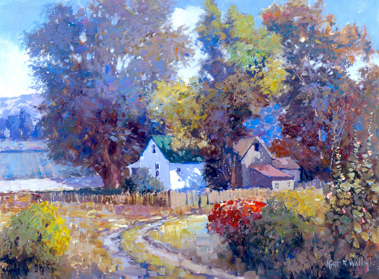 Country Home 30x40